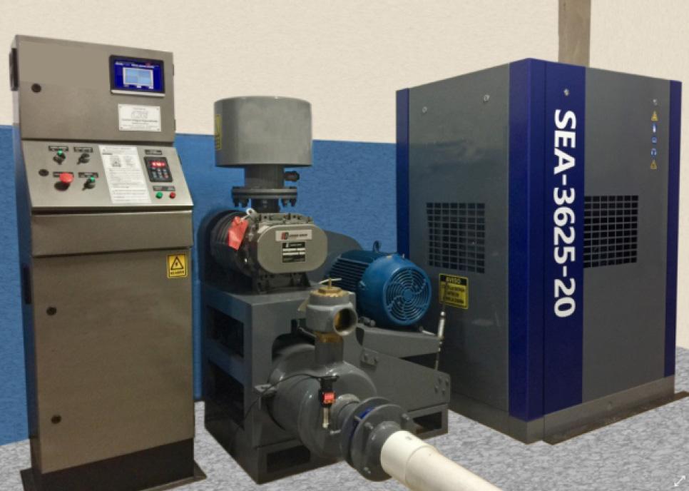 海为PLC在水产增氧机增氧系统上的应用