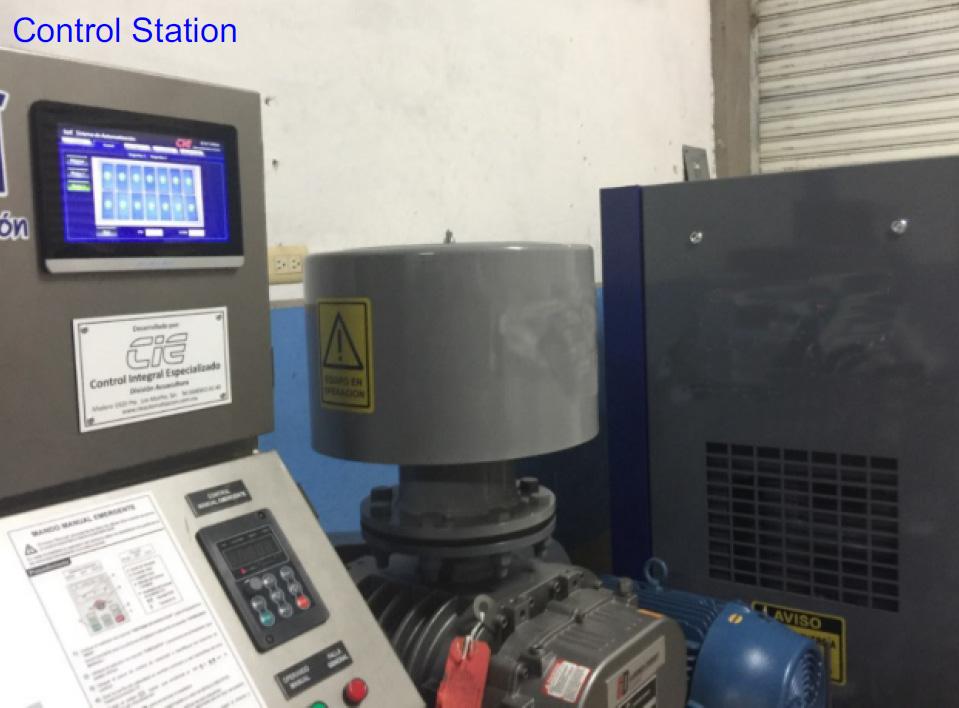 Haiwell PLC Application