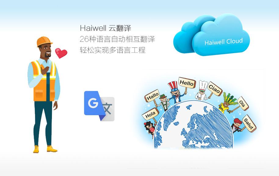 Haiwell海为云翻译