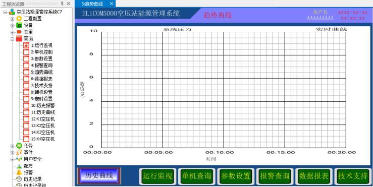 海为空压机系统远程监控解决方案