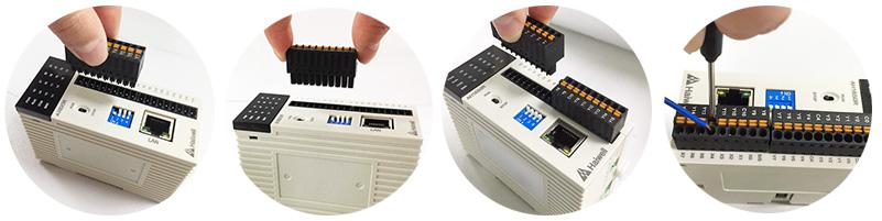 Haiwell海为A系列卡片型PLC